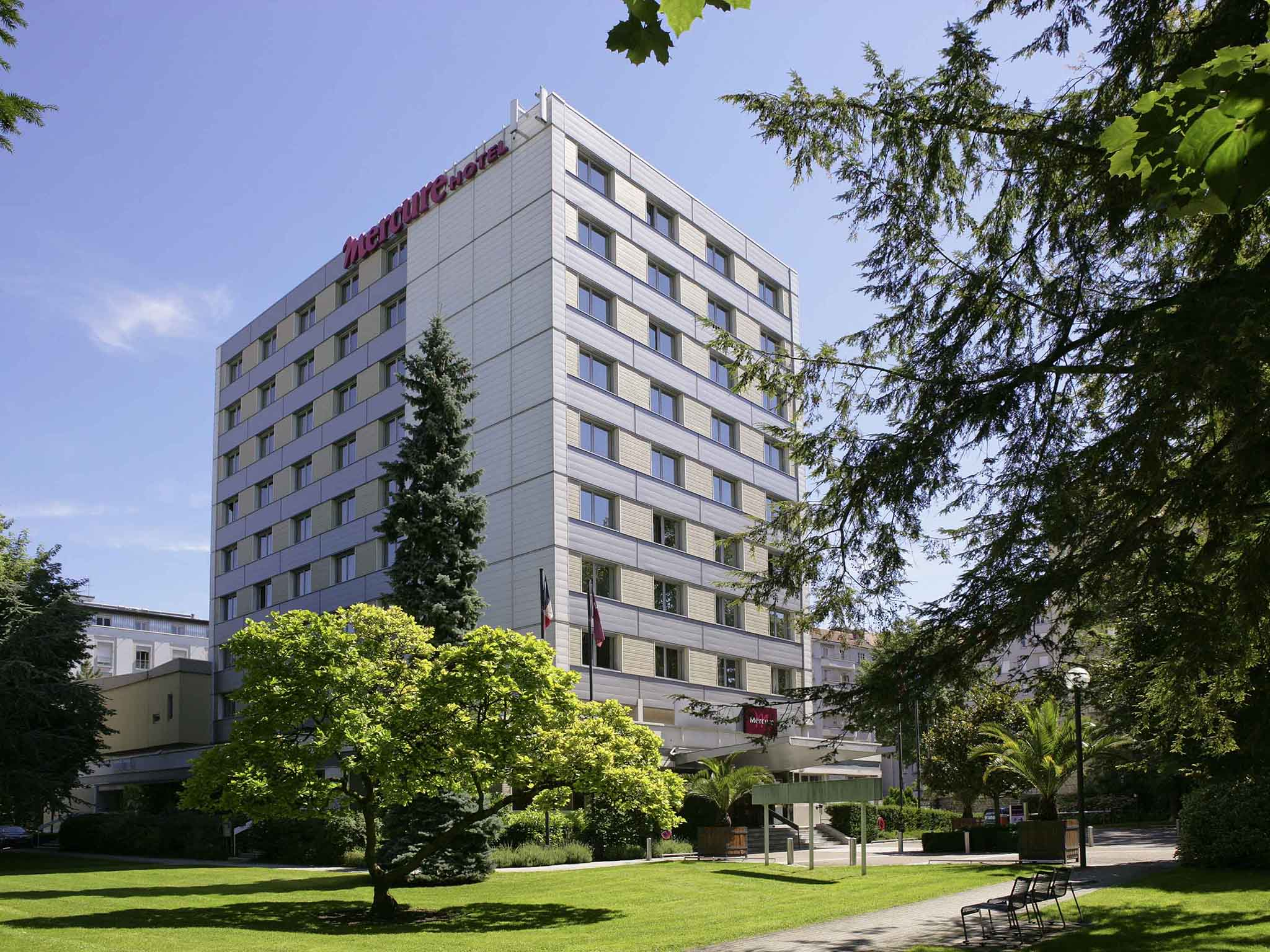 โรงแรม – Hôtel Mercure Besançon Parc Micaud