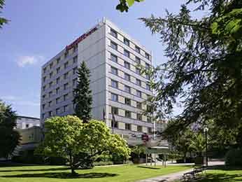 Hôtel mercure besançon parc micaud à Besancon