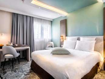 Hôtel mercure cabourg hippodrome à Cabourg