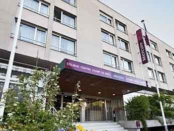 Hôtel Mercure Colmar Centre Champ-de-Mars -Fermé pour rénovation à COLMAR
