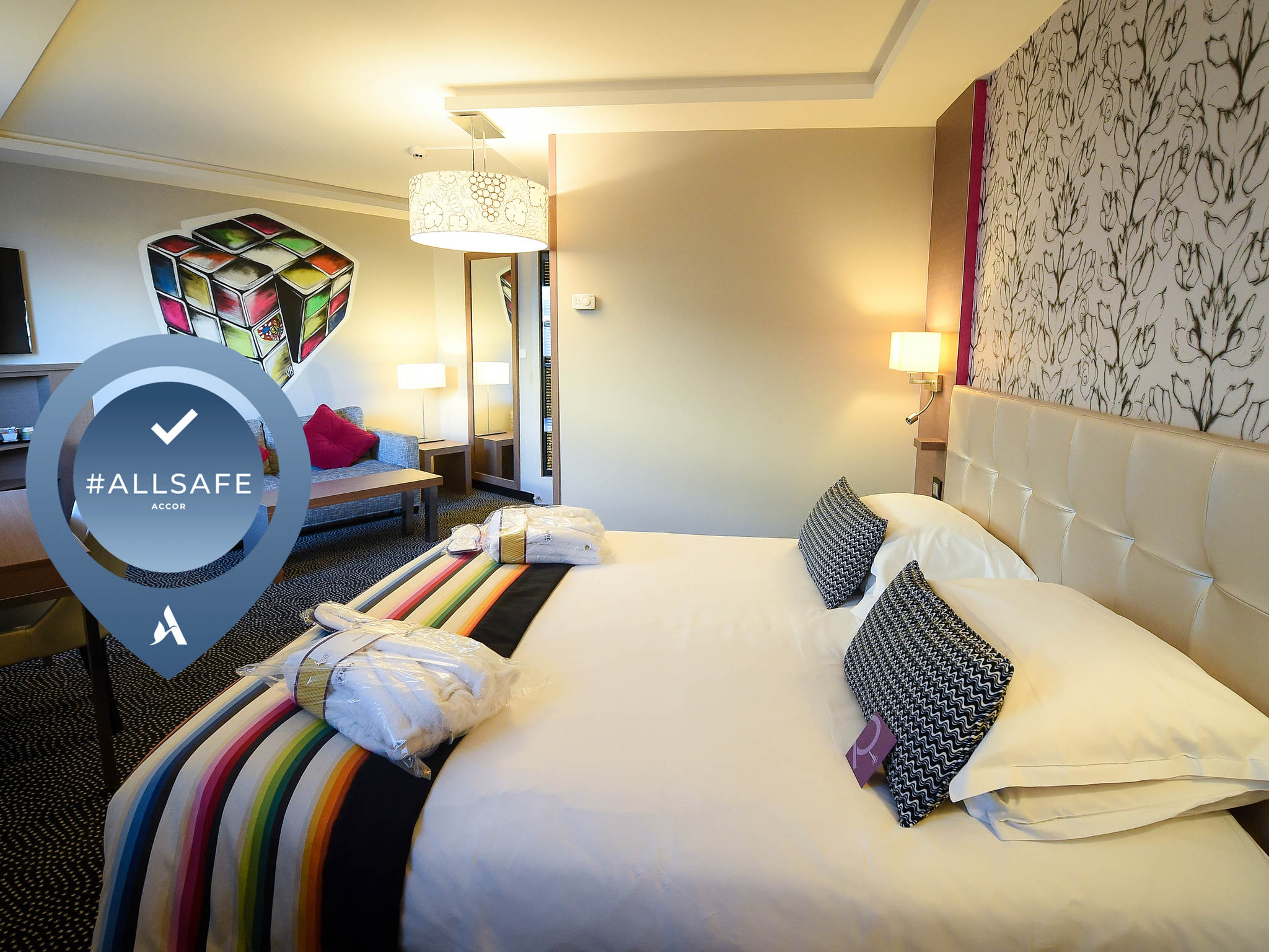Hotel - Mercure Dijon Zentrum Clémenceau Hotel