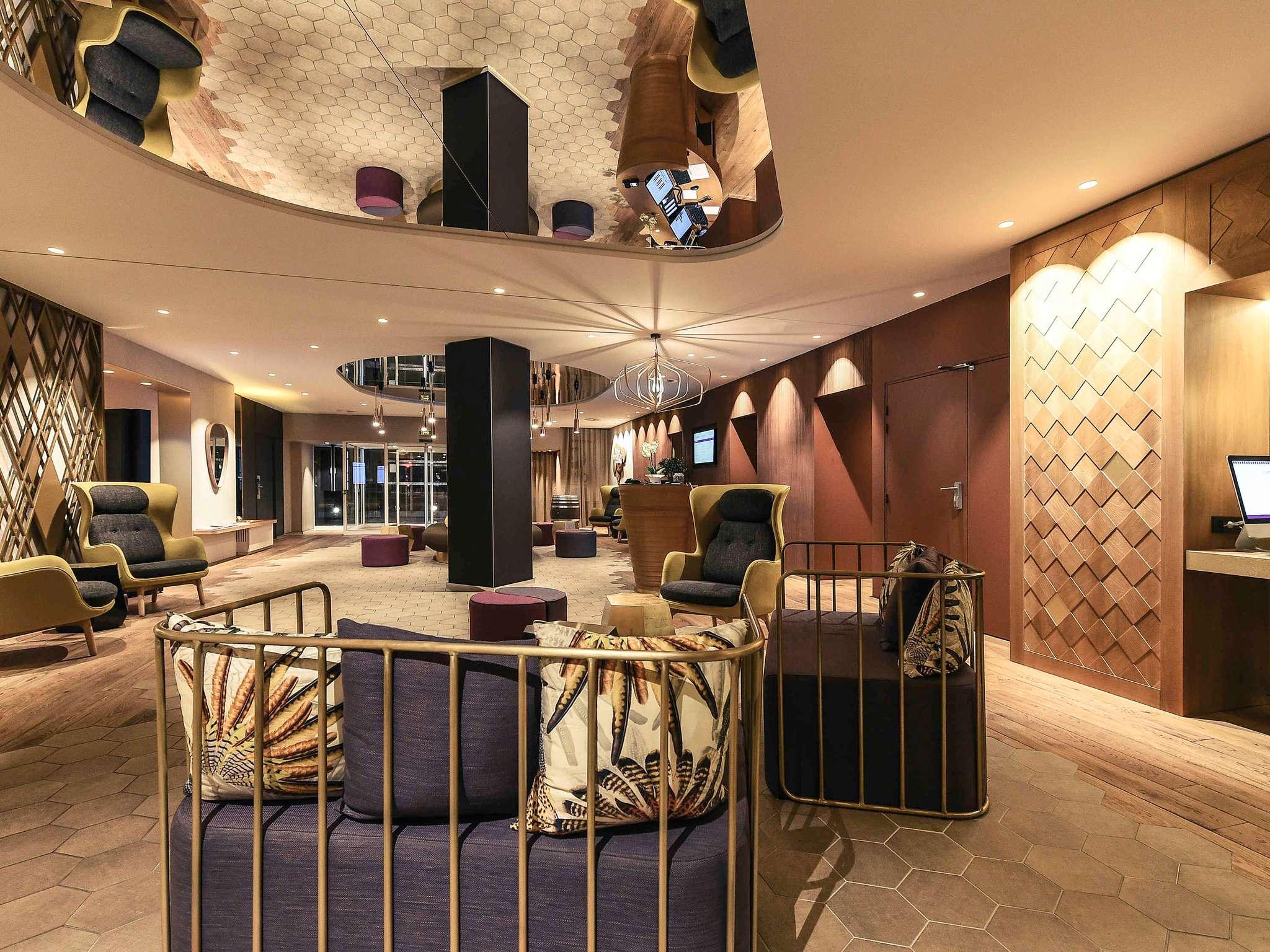 hotel in dijon - mercure dijon centre clémenceau hotel