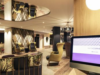 Hôtel Mercure Dijon Centre Clémenceau à DIJON