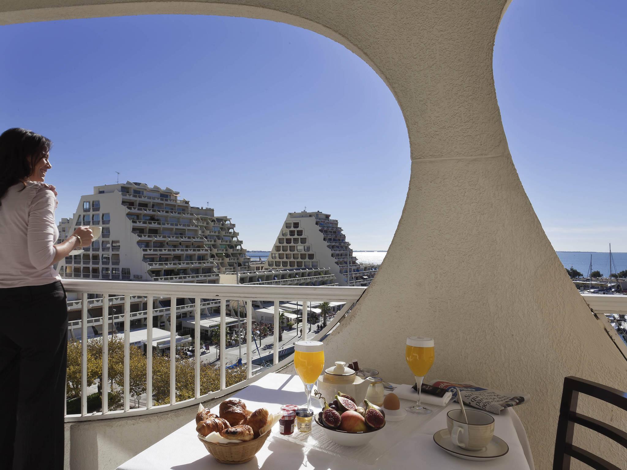 Hotel In LA GRANDE MOTTE Mercure La Grande Motte Port Hotel - Hotel du port port la nouvelle