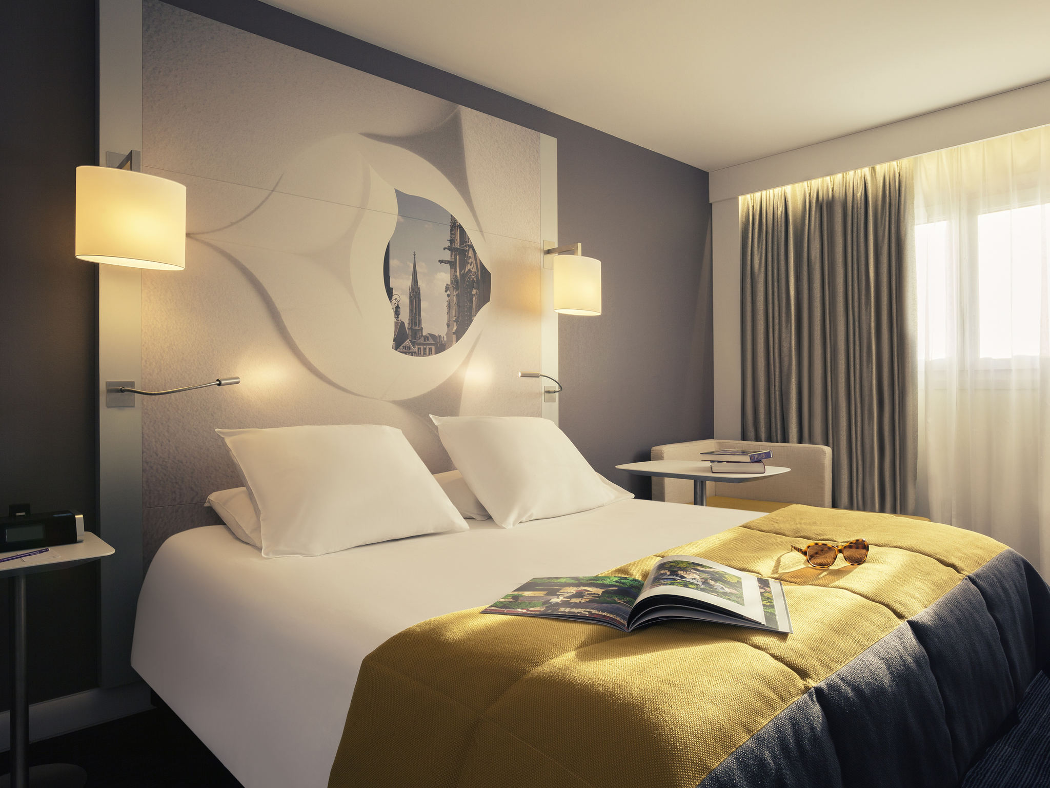 Hotel – Hôtel Mercure Metz Centre