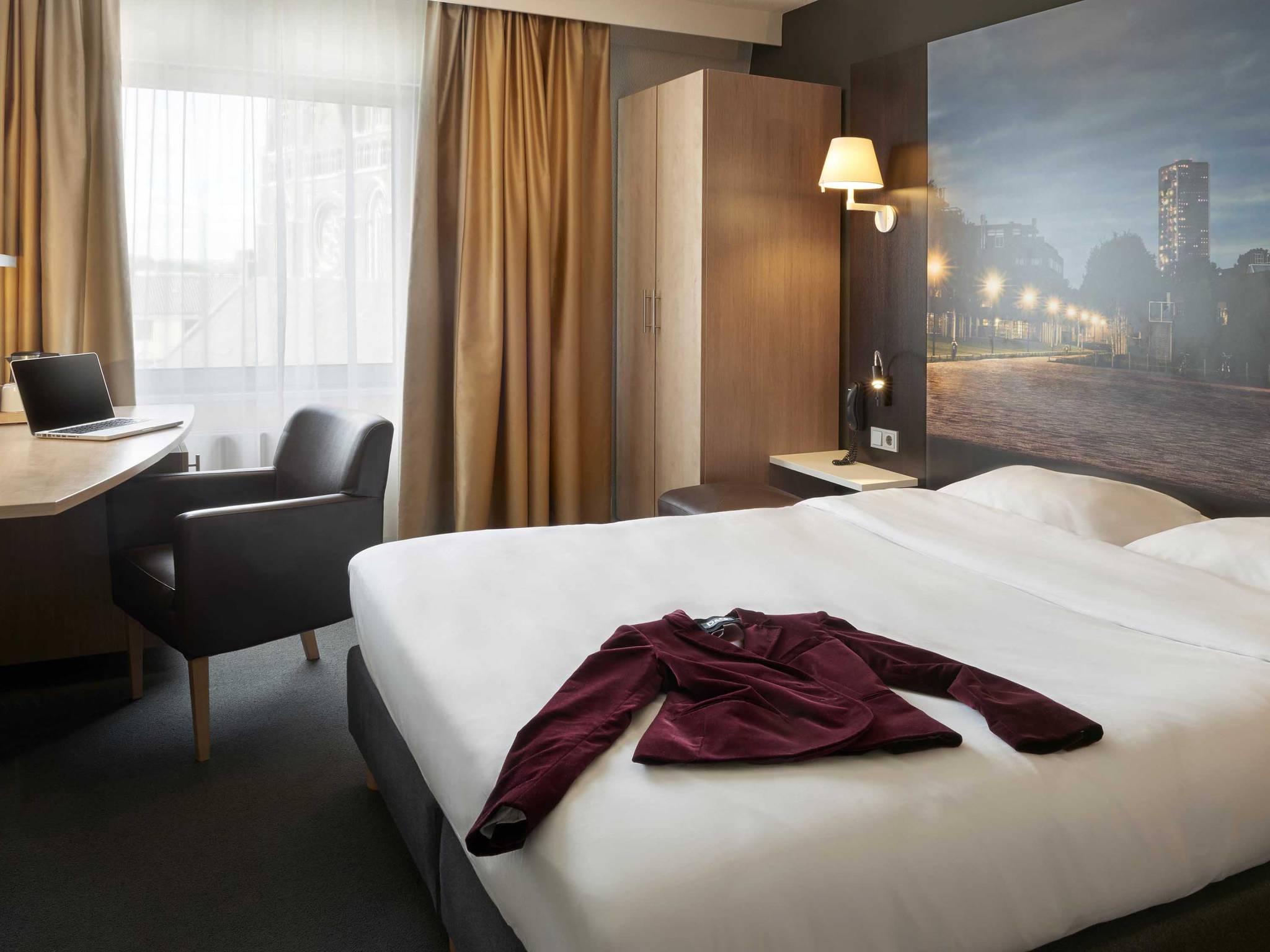 Отель — Mercure Hotel Tilburg Centrum