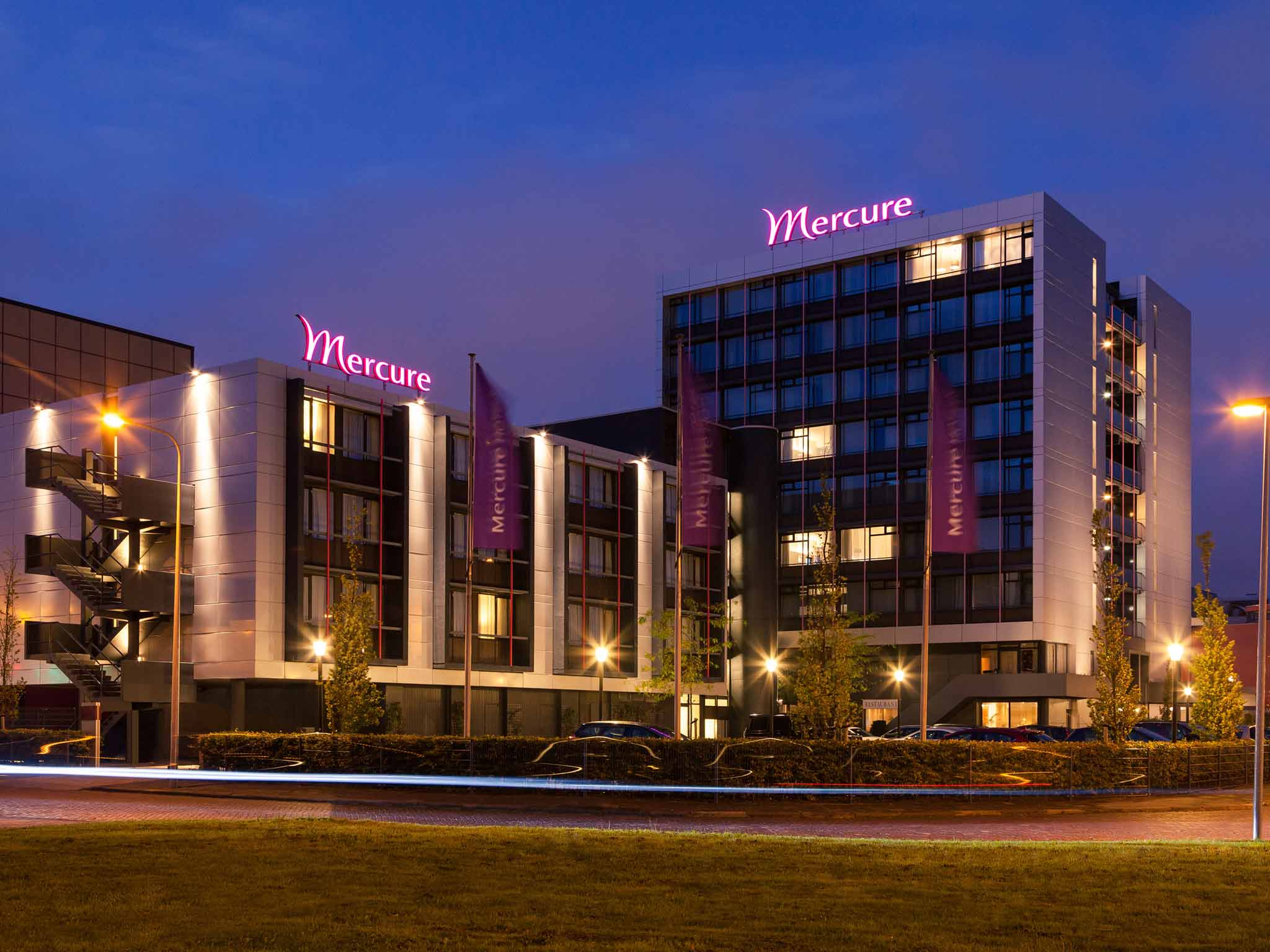 Hotell – Mercure Hotel Groningen Martiniplaza