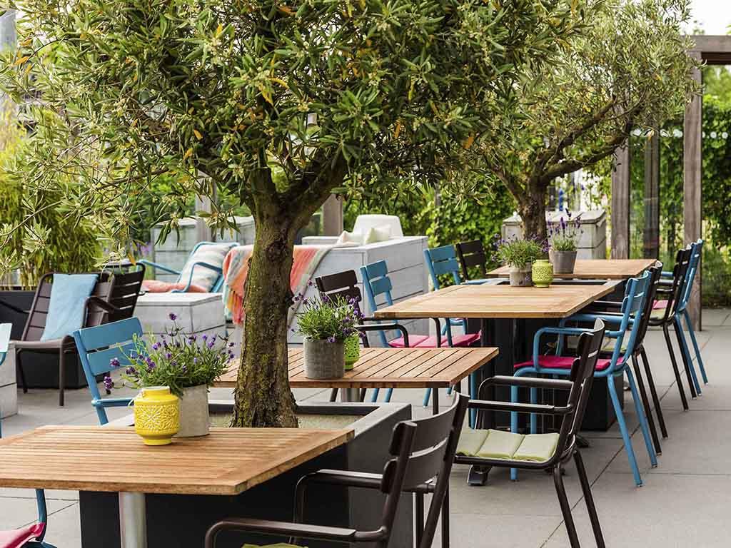 Floor Restaurant Lounge Amsterdam Restaurants By Accorhotels