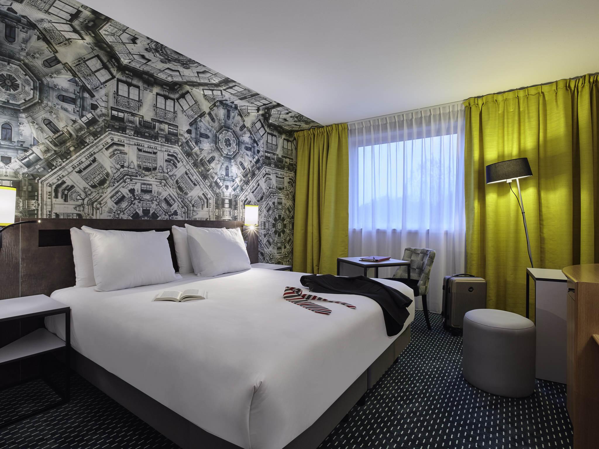 Отель — Mercure Париж Аэропорт Руази Шарль-де-Голль