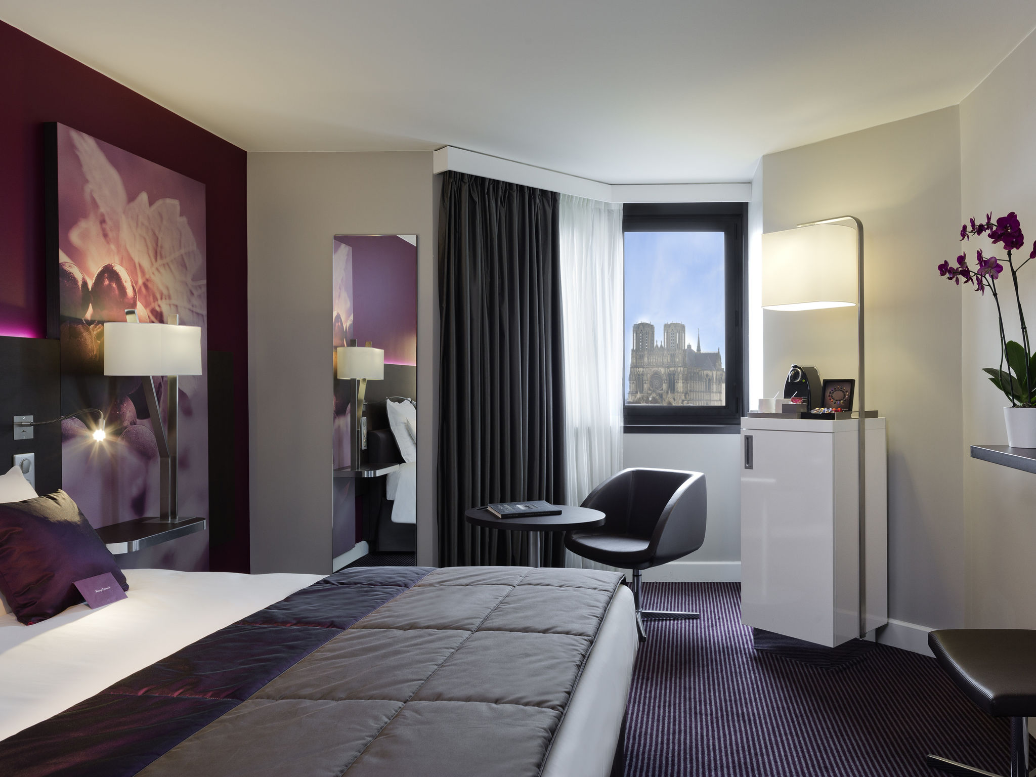 Hotel – Hotel Mercure Reims Centro Cathedrale