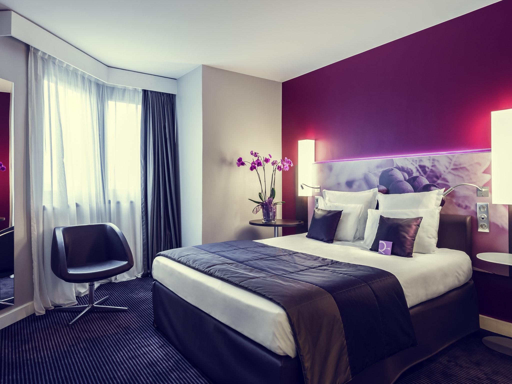 Hotel – Hôtel Mercure Reims Centre Cathédrale