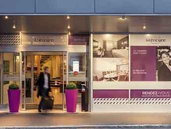 Hôtel Mercure Rennes Centre Gare à RENNES