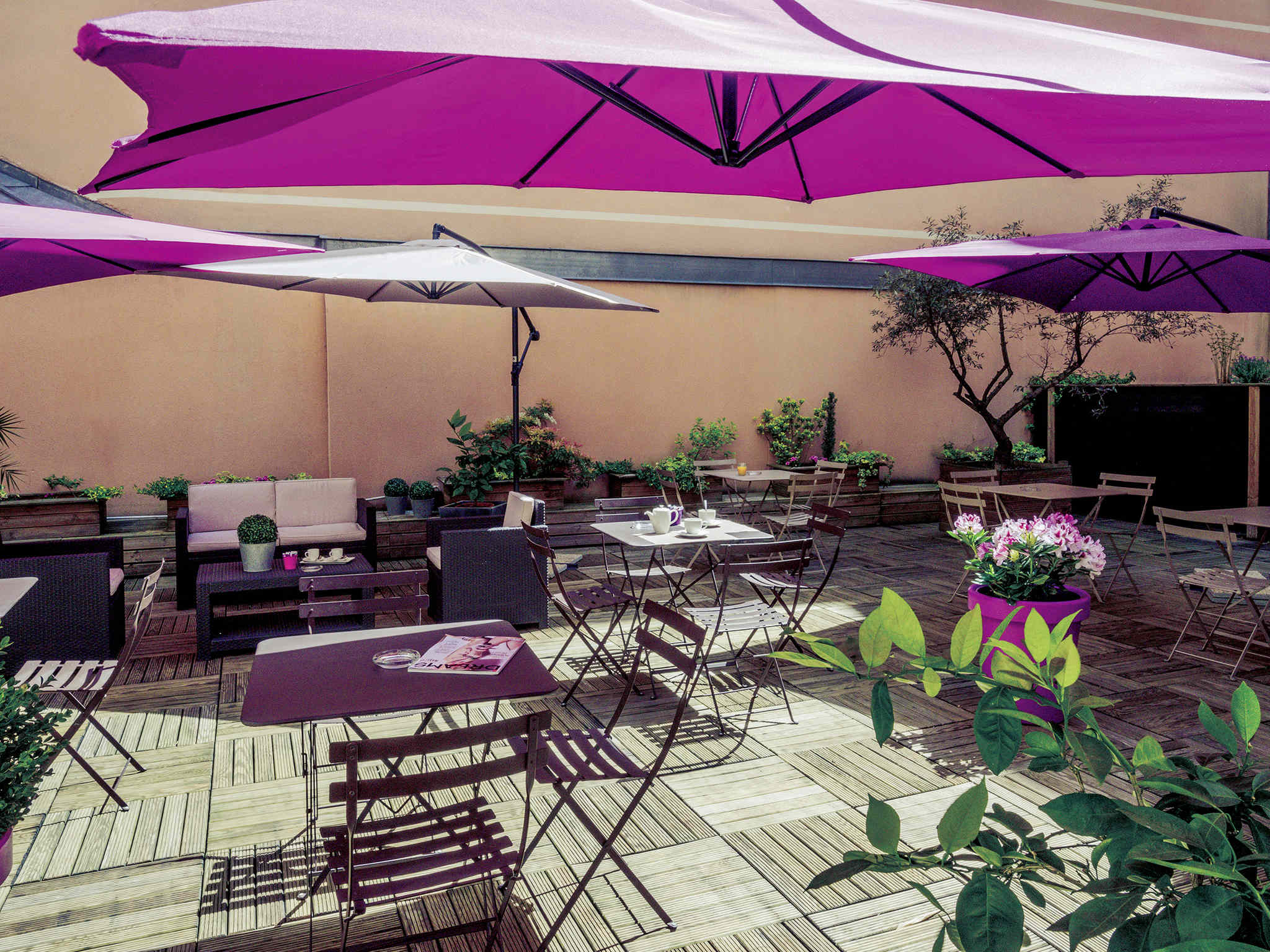 Hotell – Hotel Mercure Toulouse Wilson