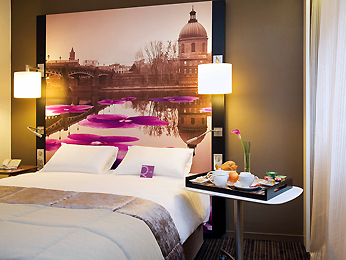 Rooms - Mercure Toulouse Wilson Hotel