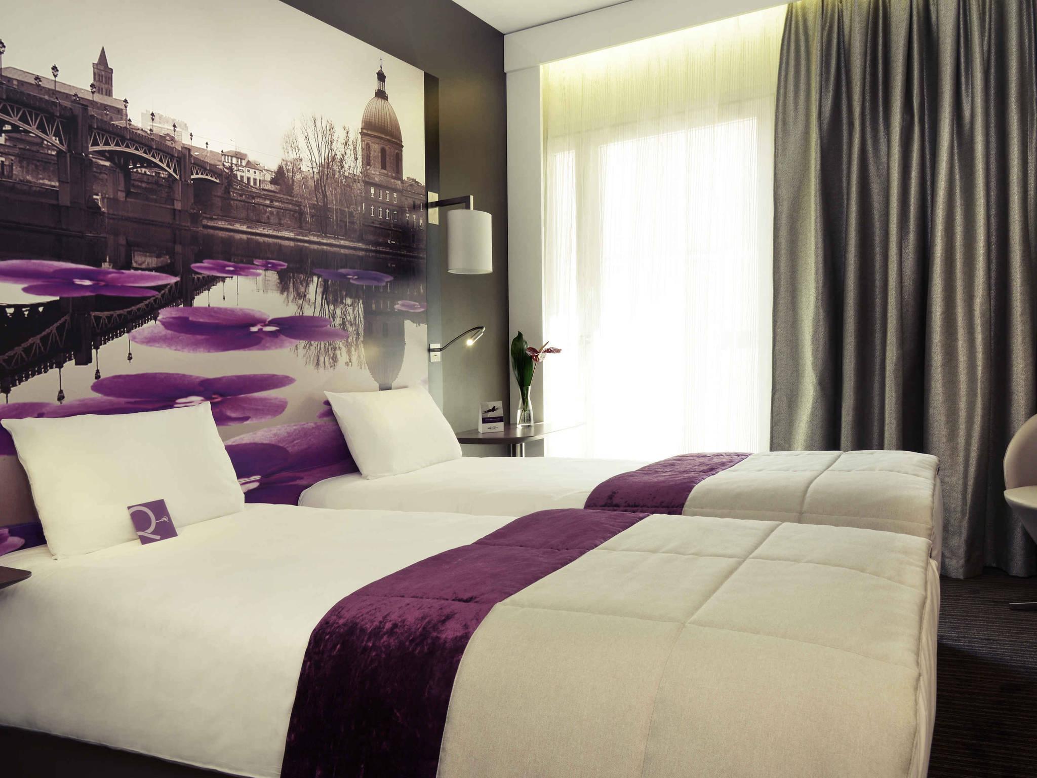 h tel toulouse h tel mercure toulouse centre wilson capitole. Black Bedroom Furniture Sets. Home Design Ideas