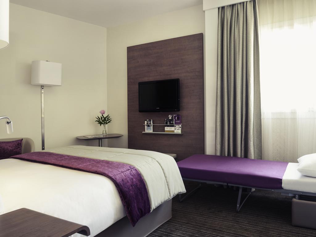 Hotel di hotel mercure toulouse centre wilson capitole for Dekor kamar hotel