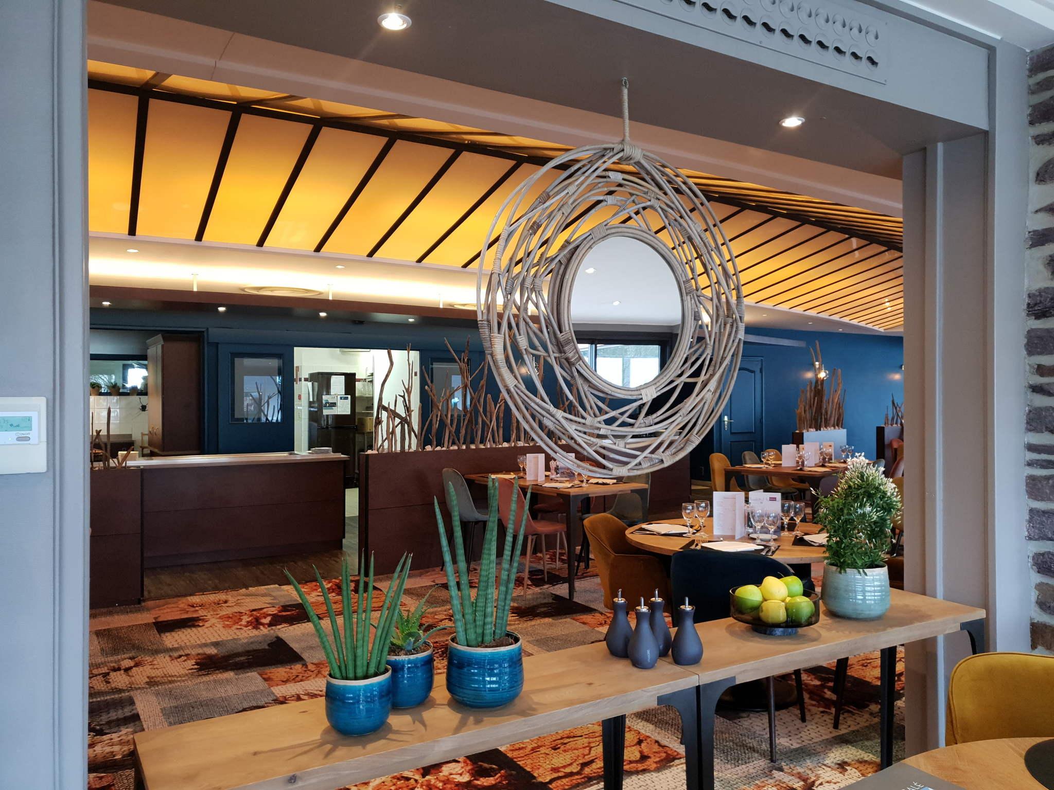 酒店 – 勒蒙圣米歇尔美居酒店