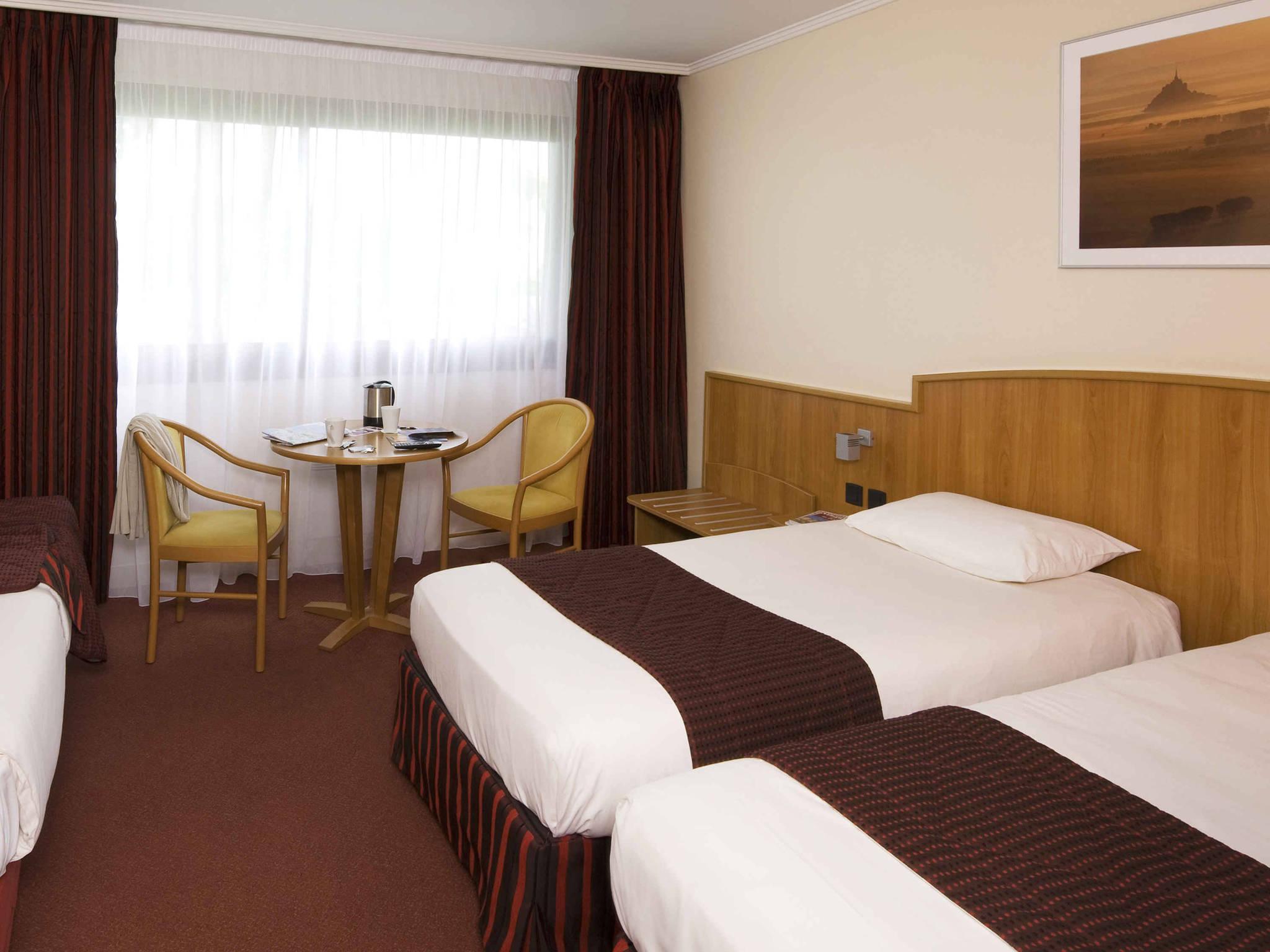 Hotel in LE MONT SAINT MICHEL H´tel Mercure Mont Saint Michel