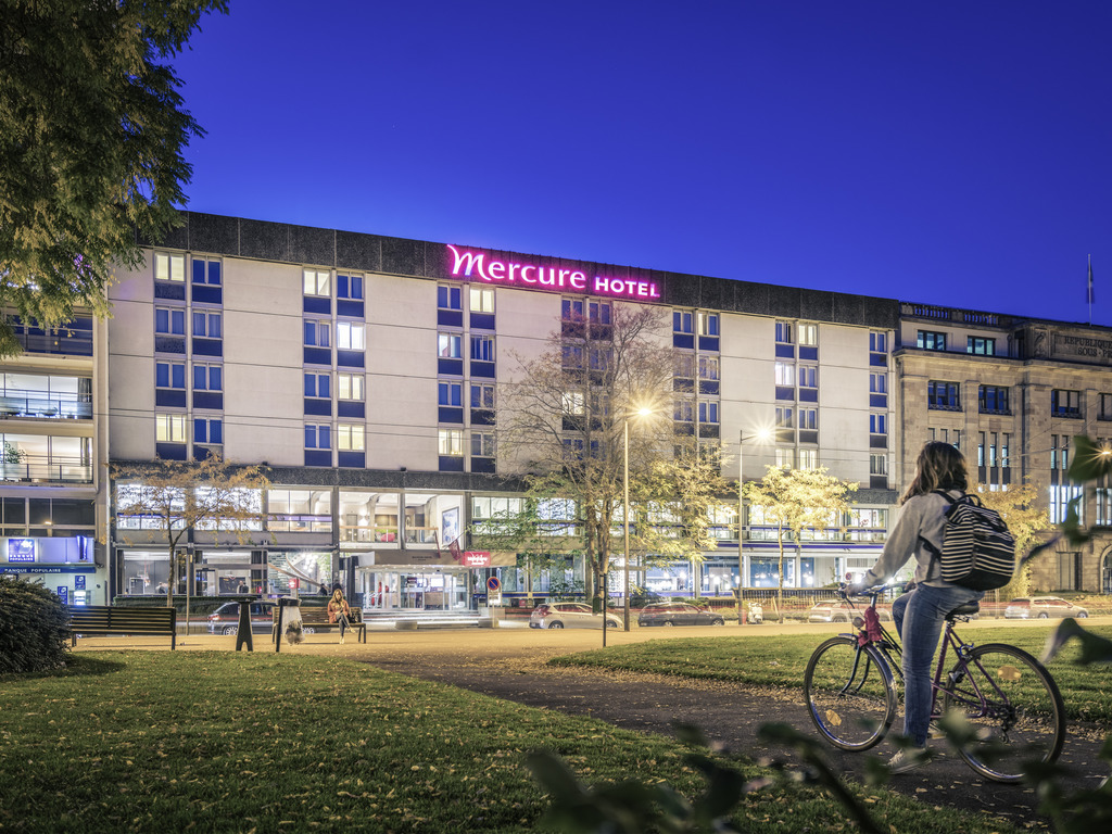 Mercure Mulhouse Zentrum Hotel