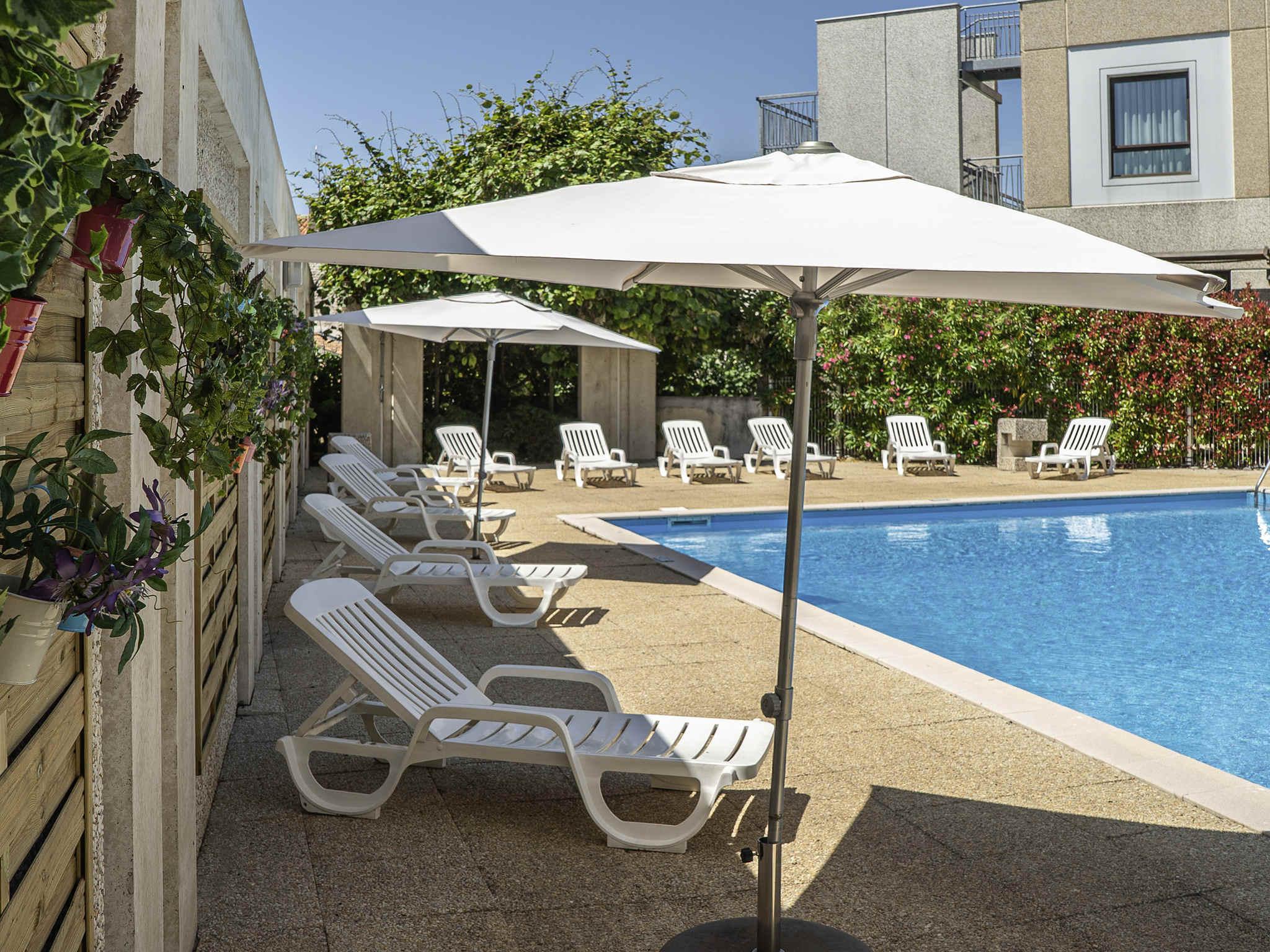 โรงแรม – Hôtel Mercure Niort Marais Poitevin