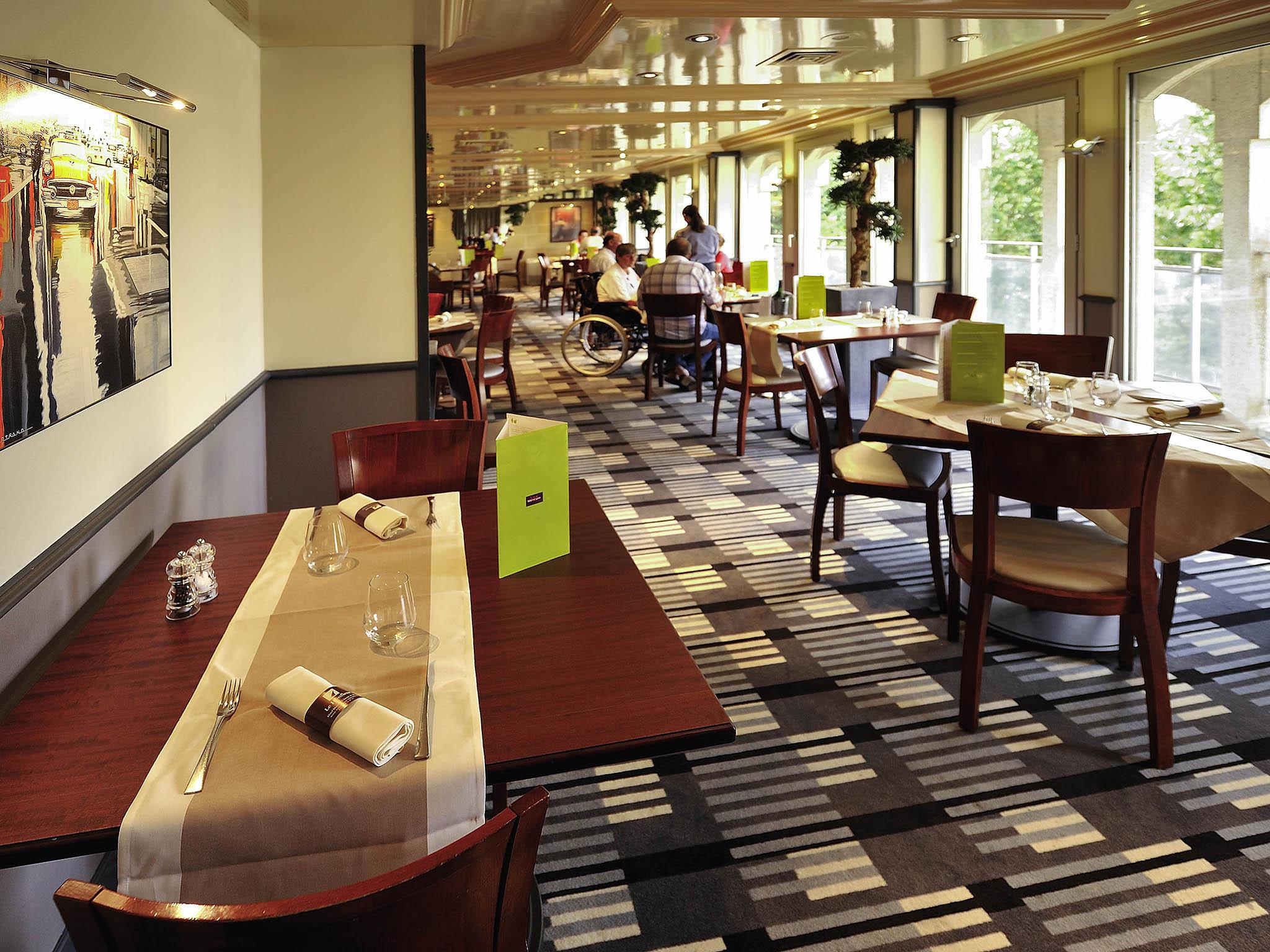 Hotel in rouen mercure rouen champ de mars hotel for Adagio rouen