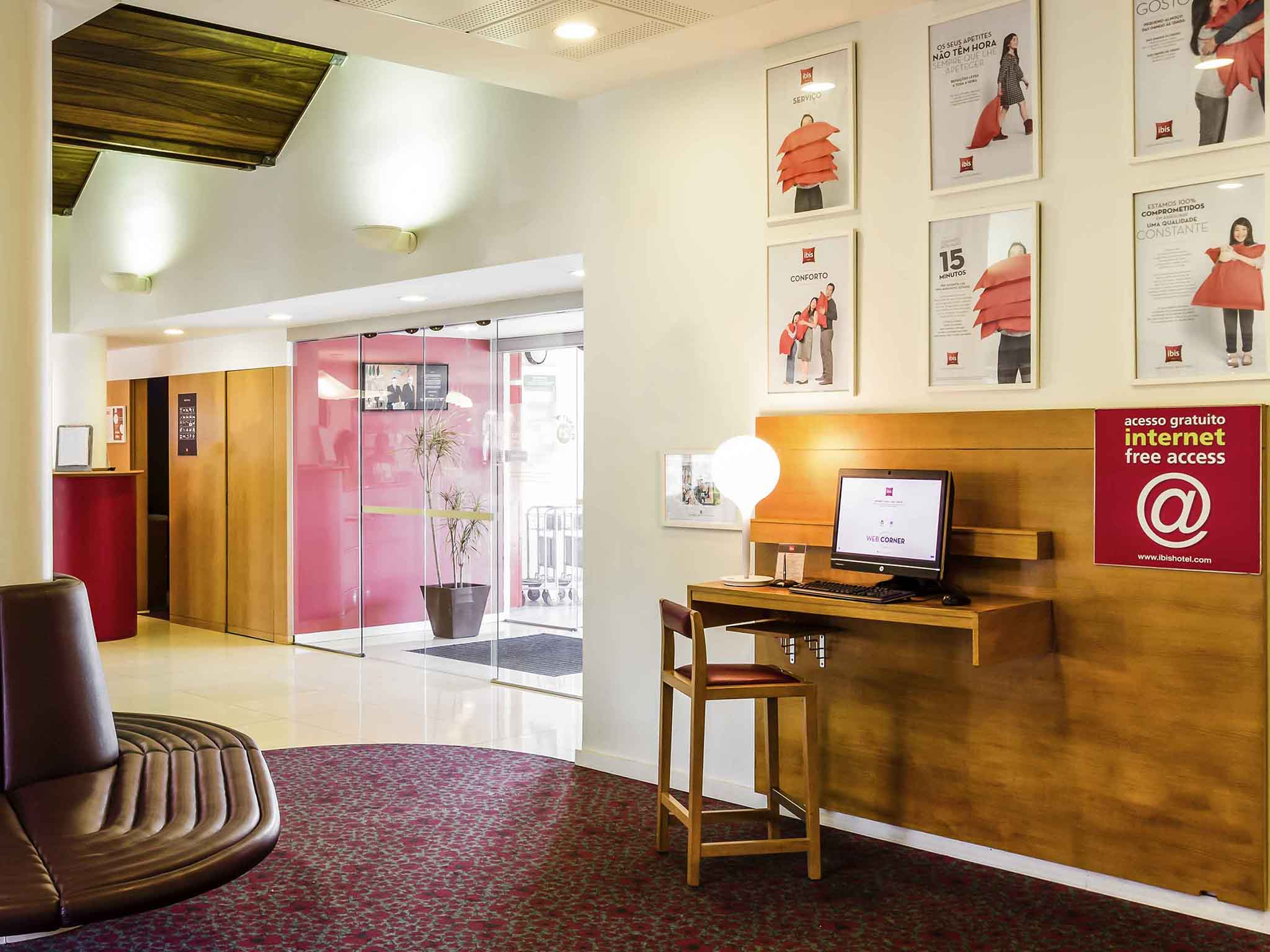 Hotel ibis Setúbal, comfortable, economic and great quality