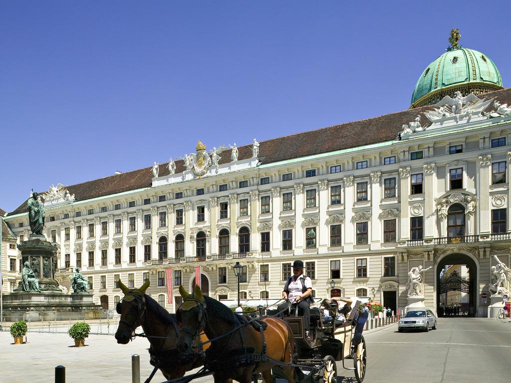 Hotel de luxe vienne hotel am konzerthaus vienna for Hotels vienne