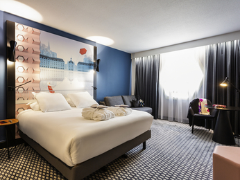 Hotel - Mercure Bordeaux Zentrum Hotel