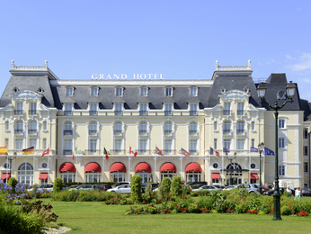 Destinasi - Le Grand Hotel Cabourg - MGallery Collection