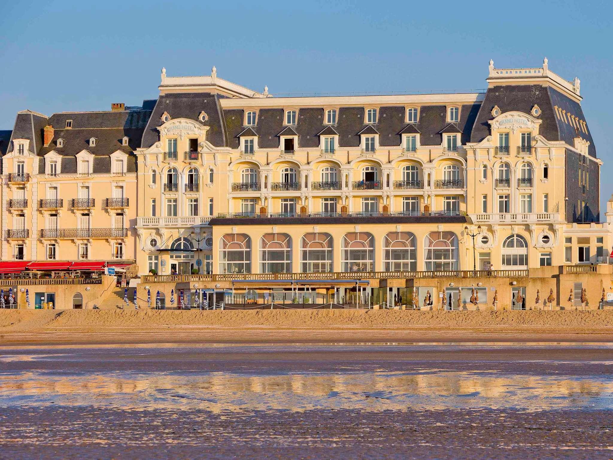 فندق - Le Grand Hôtel Cabourg - MGallery by Sofitel