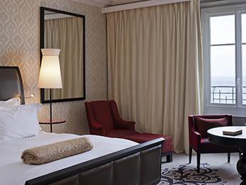 Chambres en h tel de luxe cabourg le grand h tel for Chambre 414 grand hotel cabourg