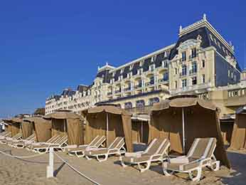 サービス - Le Grand Hotel Cabourg - MGallery Collection