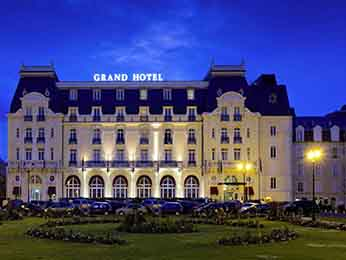 Le Grand Hôtel Cabourg - MGallery by Sofitel à CABOURG