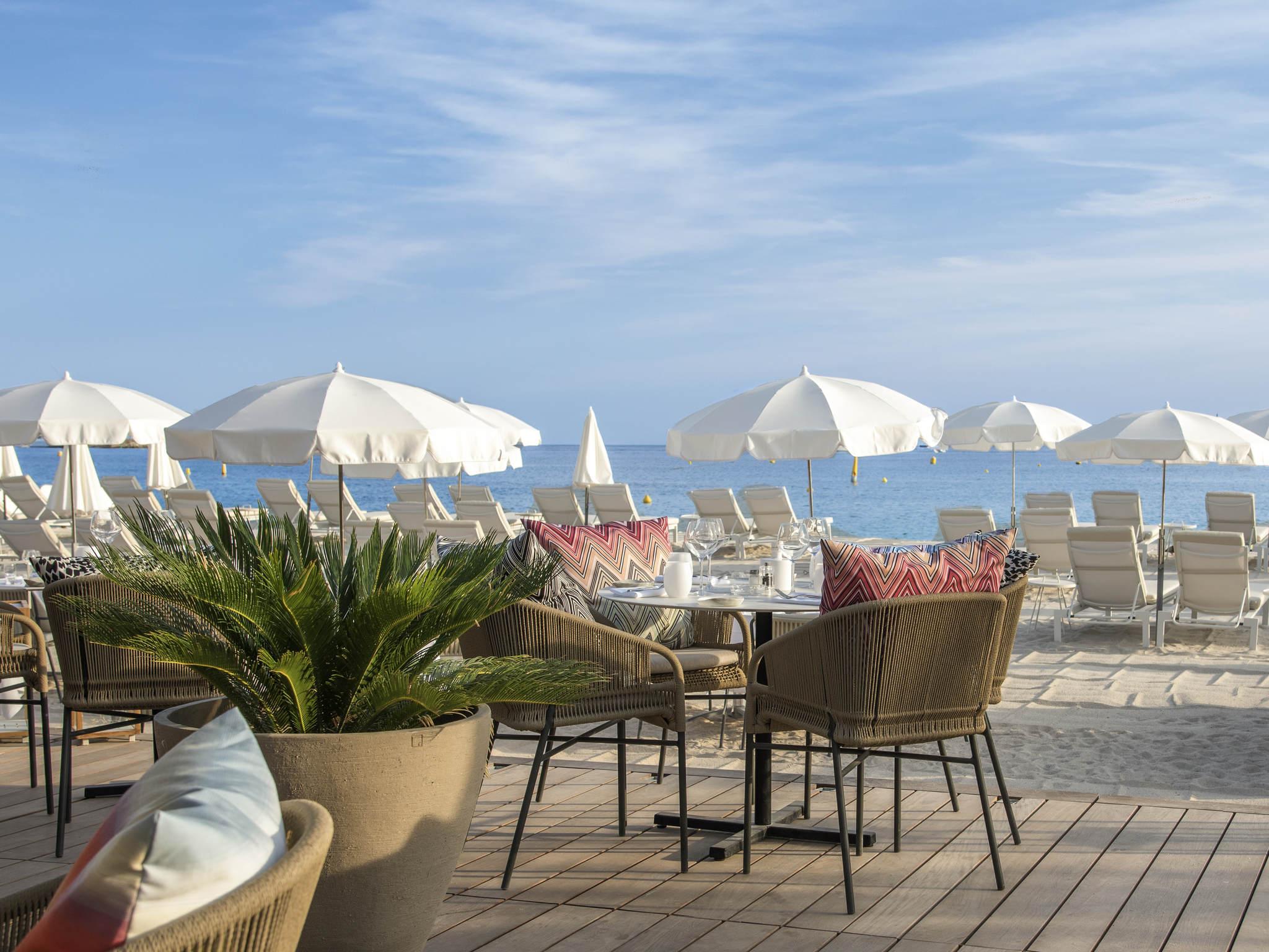 Prix Mariage Le Jardin Restaurant Cannes