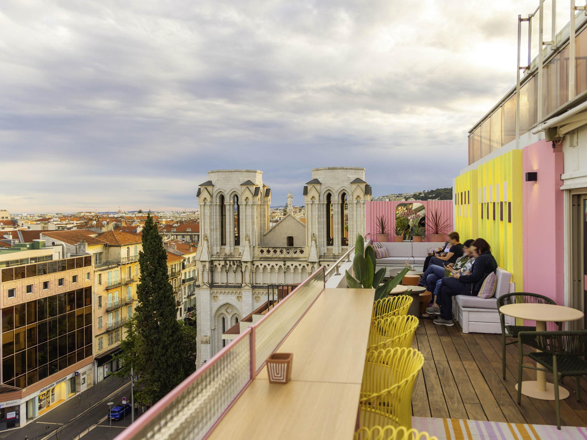 Hotel – Hotel Mercure Nice Centre Notre Dame
