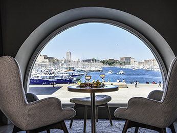 Bar - Grand Hotel Beauvau Marseille Vieux Port - MGallery Collection