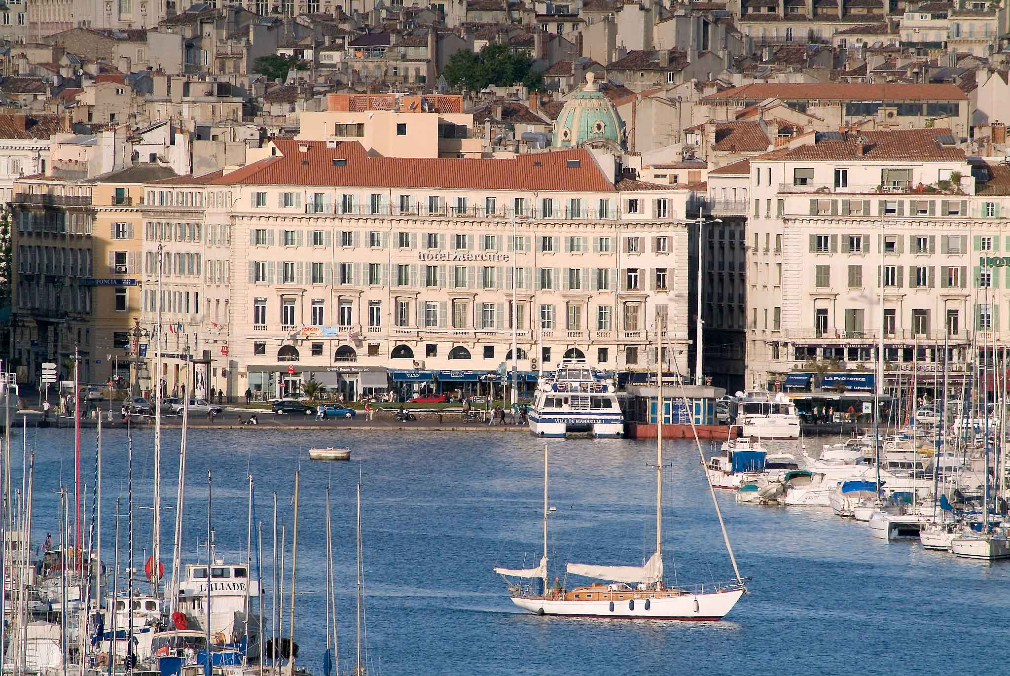 H tel marseille grand hotel beauvau marseille vieux port mgallery by sofitel - New hotel vieux port marseille booking com ...