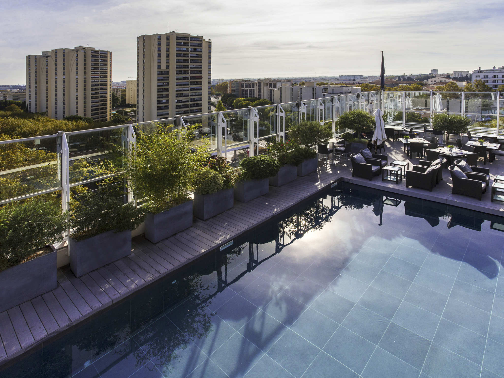 Hotel - Pullman Montpellier Centre