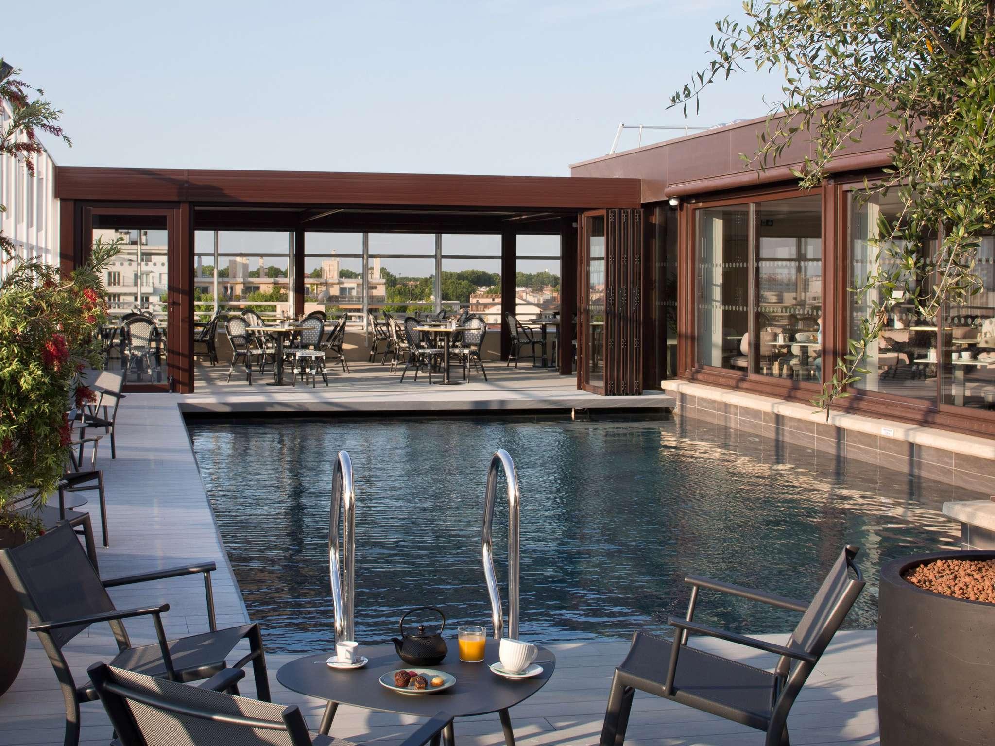 โรงแรม – Pullman Montpellier Centre