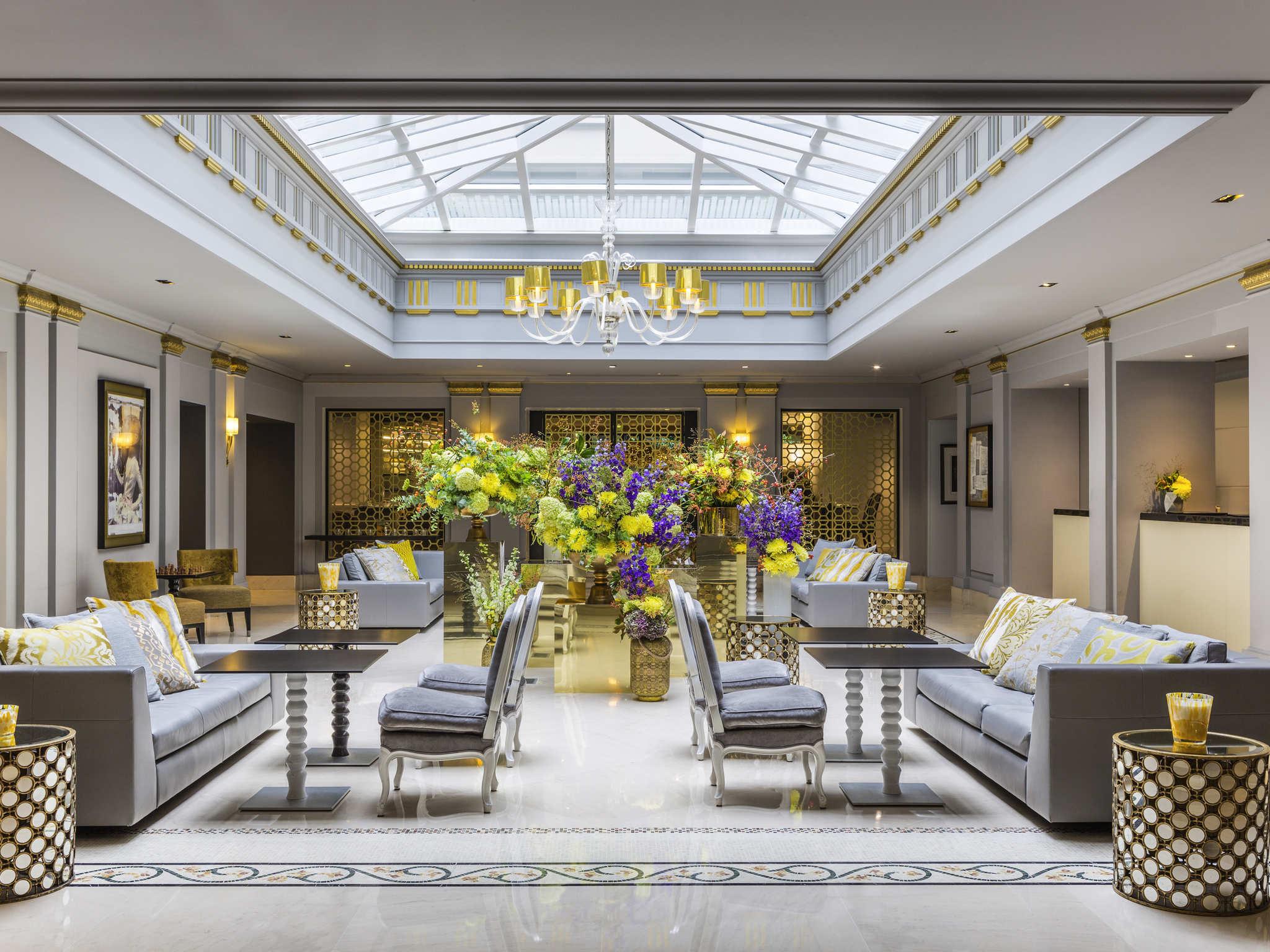酒店 – 巴黎法布格索菲特酒店
