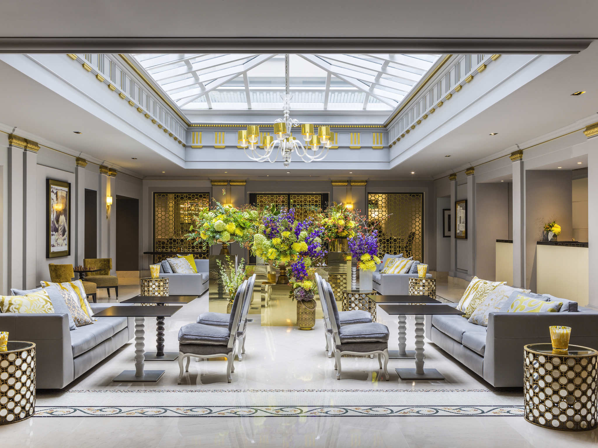 Hotel – Sofitel París Le Faubourg