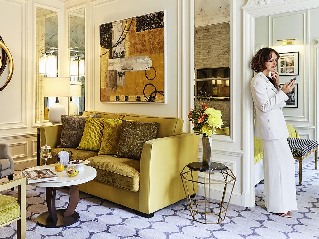 Paris Interior Design Luxury Hotel Paris  Sofitel Paris Le Faubourg