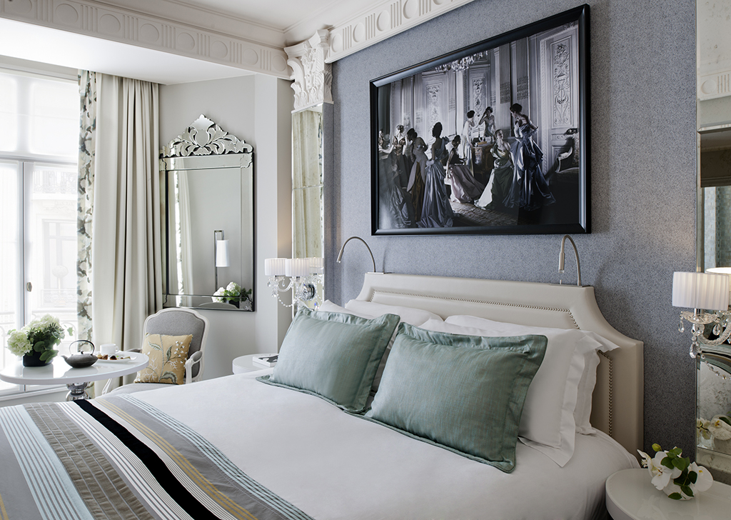 chambres en h tel de luxe paris sofitel paris le faubourg. Black Bedroom Furniture Sets. Home Design Ideas
