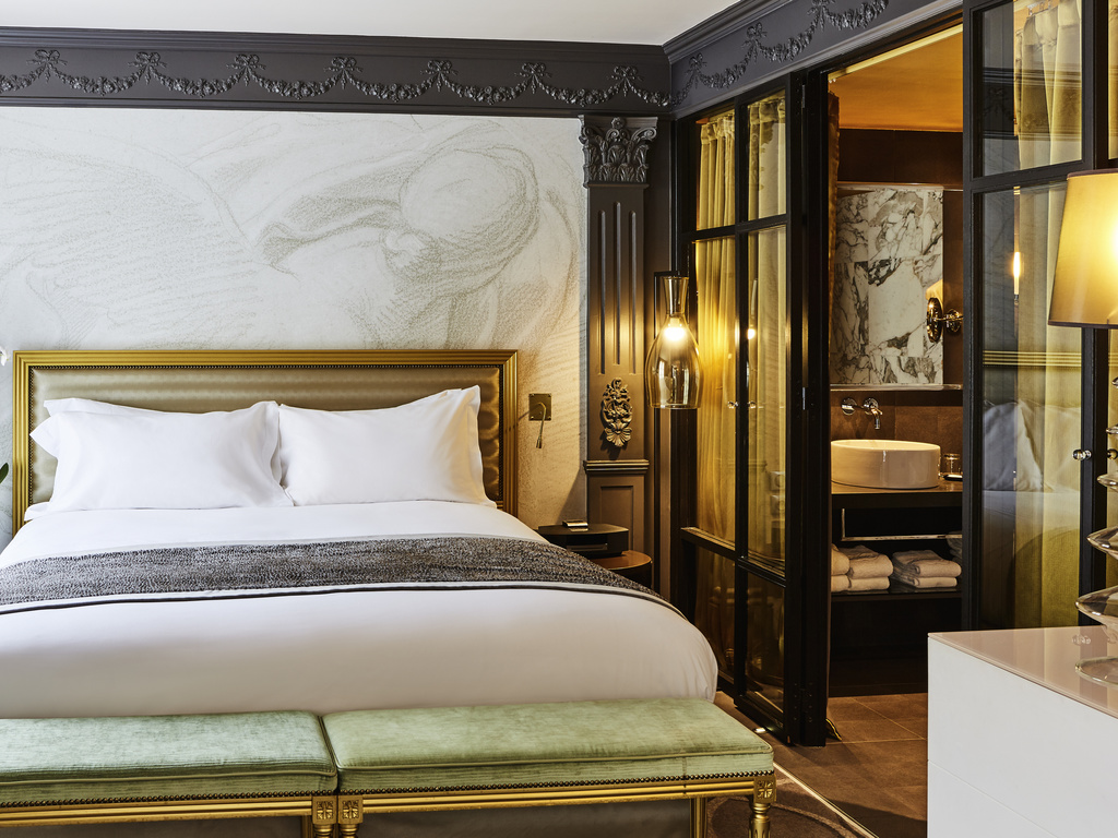 luxury hotel paris sofitel paris le faubourg. Black Bedroom Furniture Sets. Home Design Ideas
