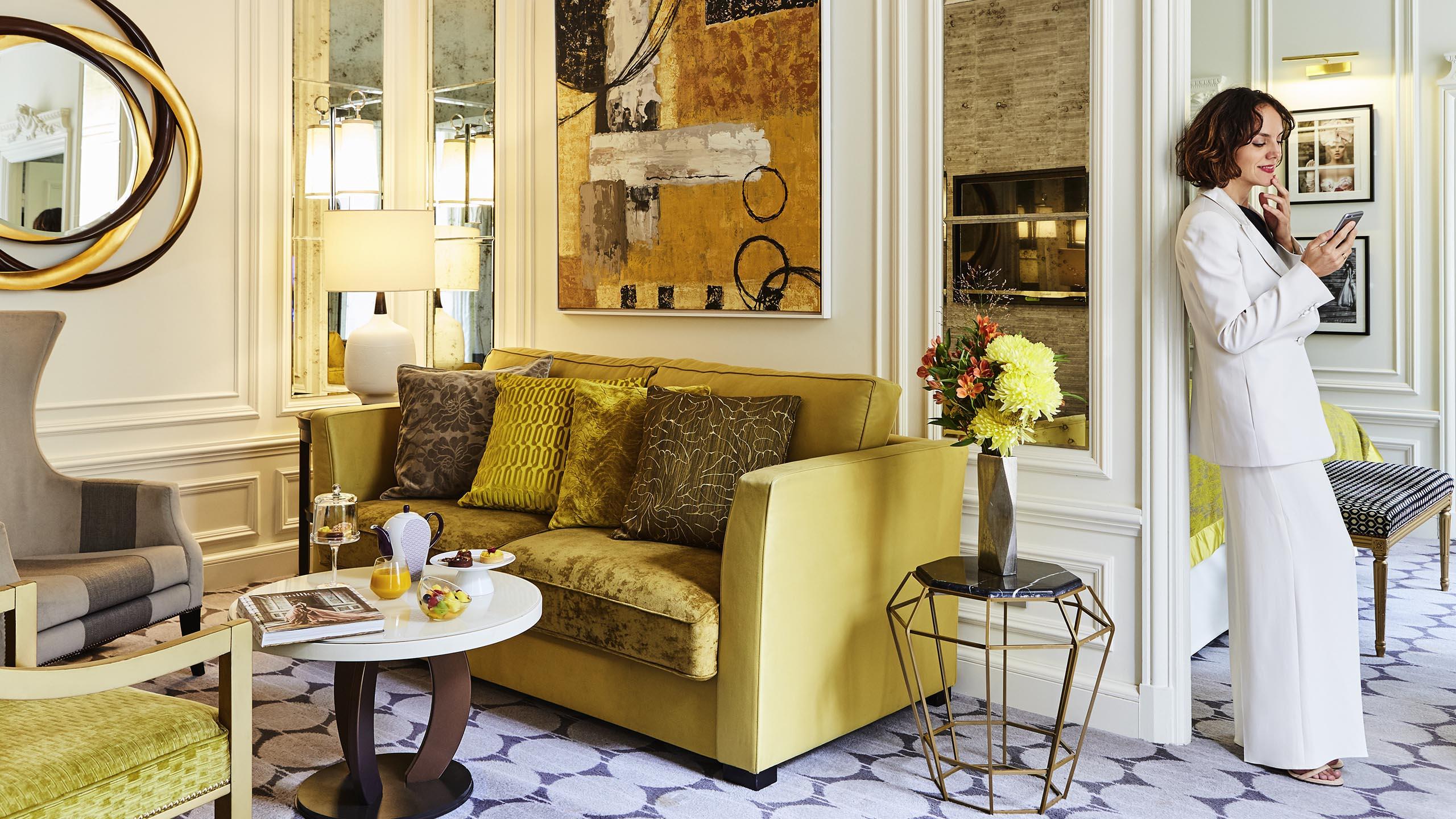 Luxury hotel PARIS – Sofitel Paris Le Faubourg