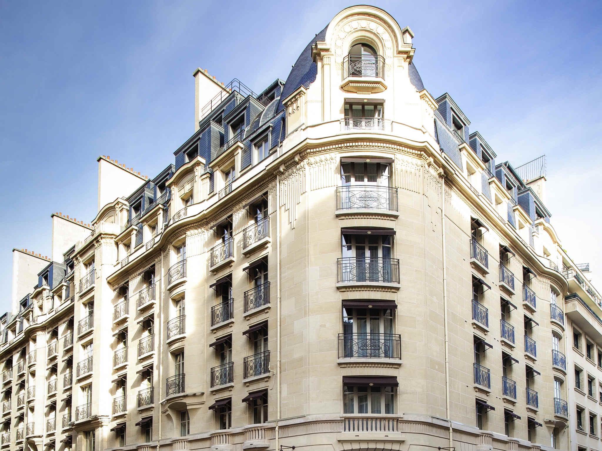 โรงแรม – โซฟิเทล ปารีส อาร์ค เดอ ทรียงฟ์