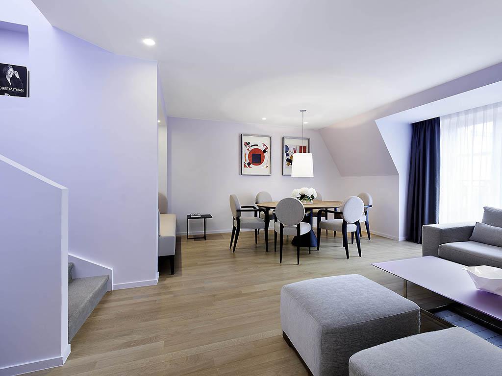 hotel de luxe paris sofitel paris arc de triomphe. Black Bedroom Furniture Sets. Home Design Ideas