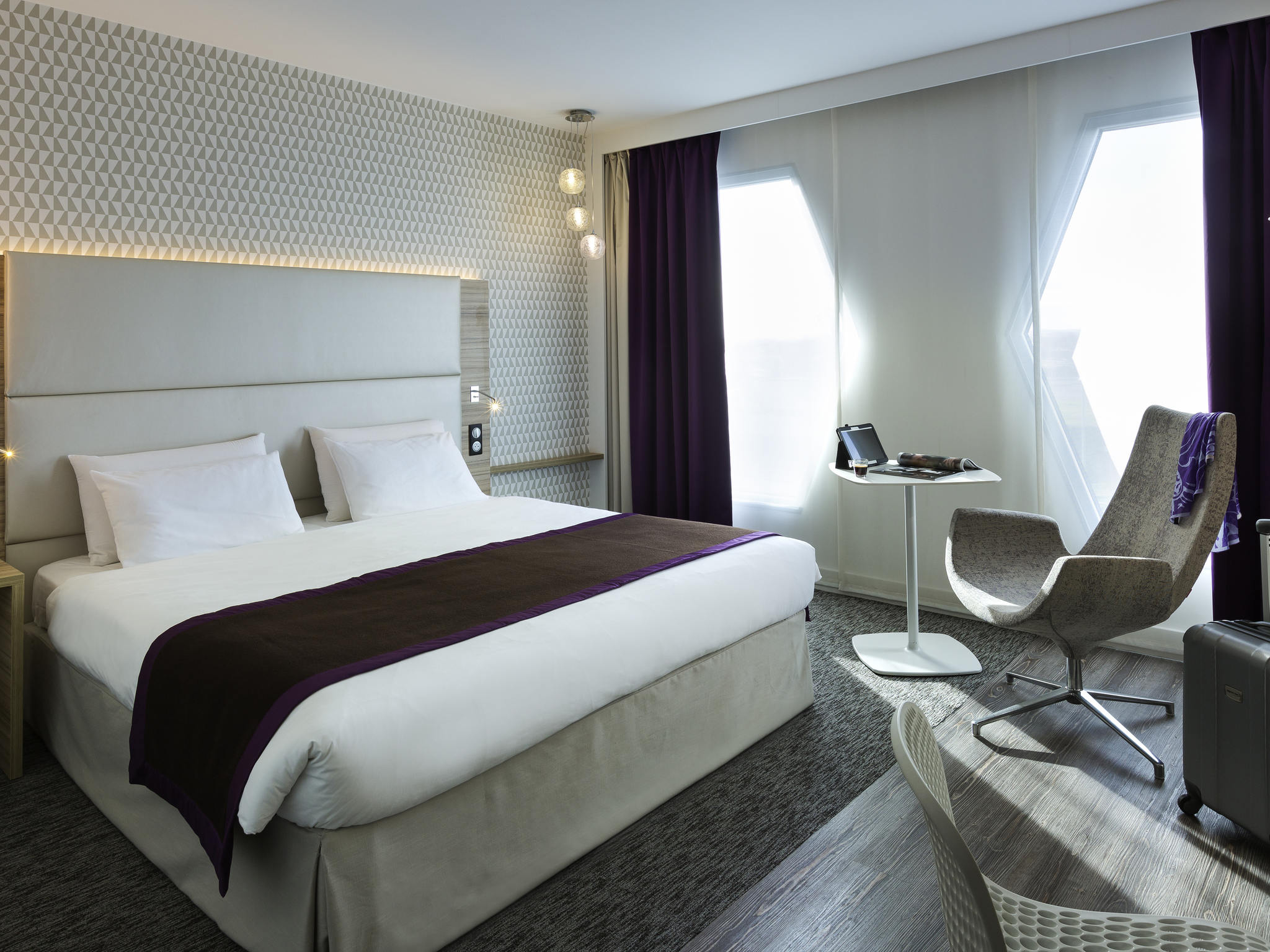Otel – Hôtel Mercure Paris Orly Rungis Aéroport