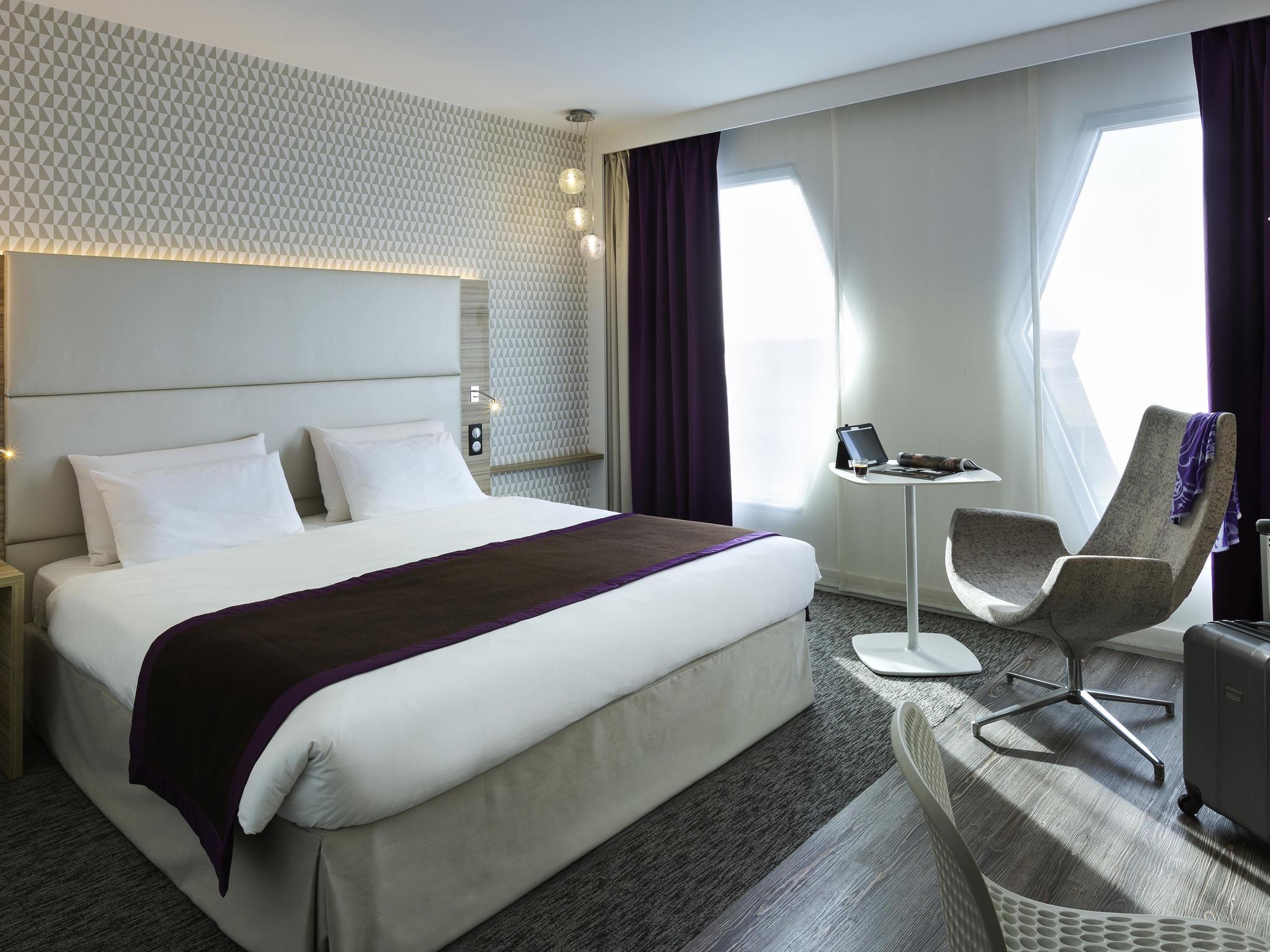 Отель — Отель Mercure Париж Орли Рунжи Аэропорт