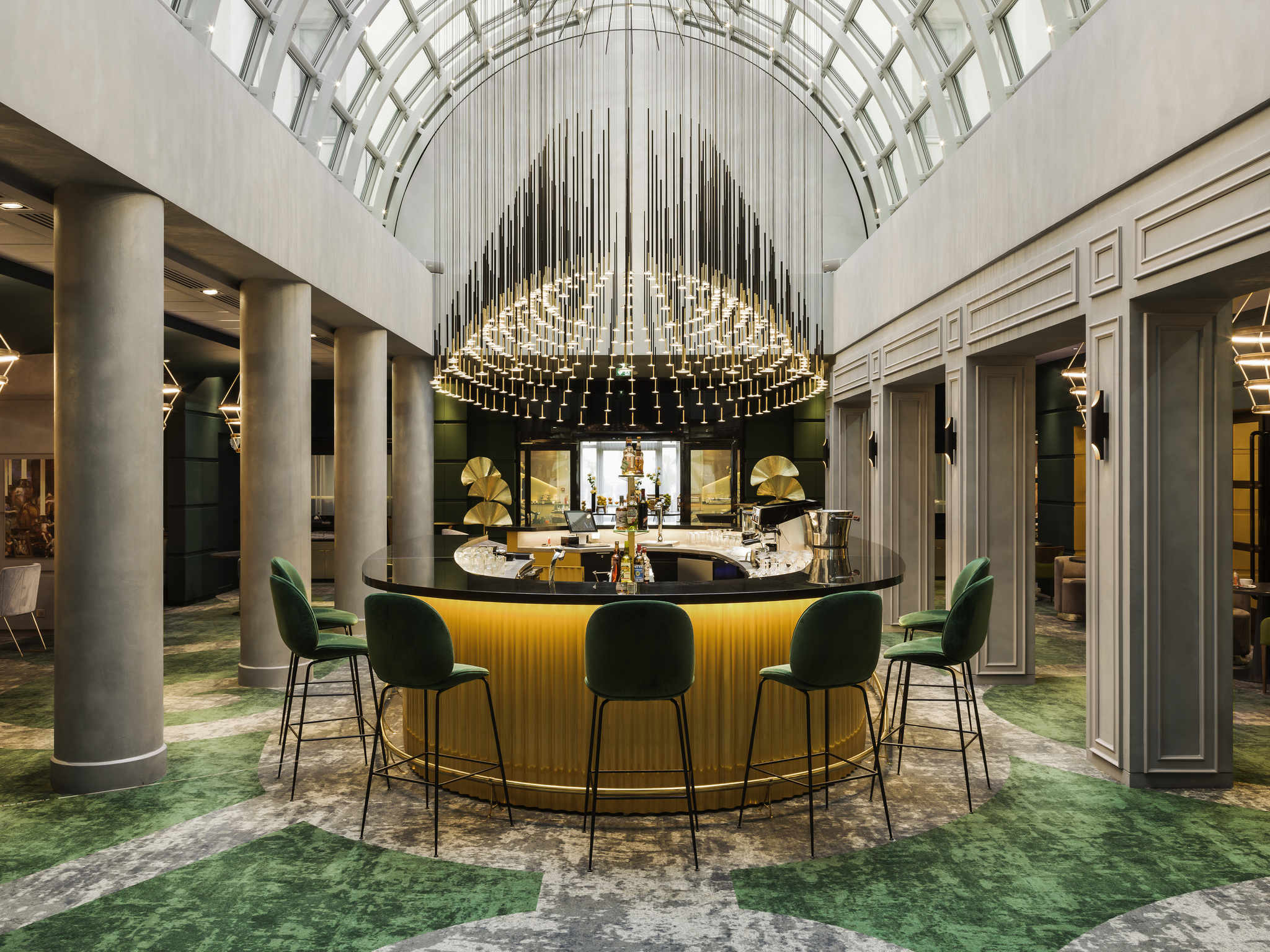 Hotel - Hotel Le Louis Versailles Chateau-MGallery by Sofitel